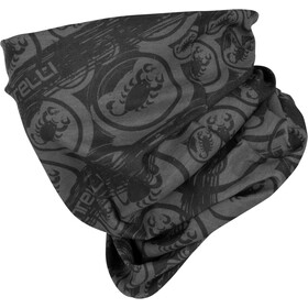 Castelli Light Head Thingy Halsrør, black/dark gray